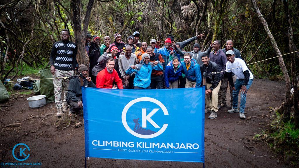 Can you Climb Kilimanjaro for free?