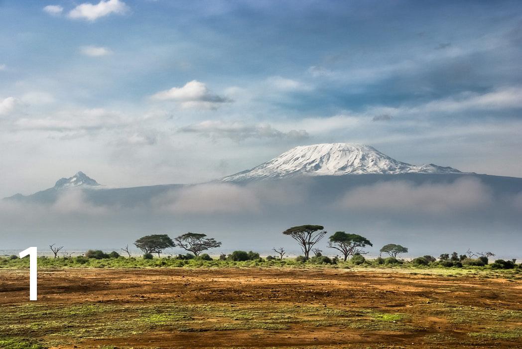 Mount Kilimanjaro - Highest Mountani in Africa
