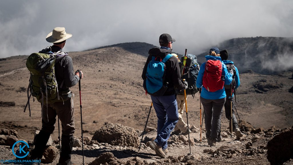 Climbing Kilimanjaro for free